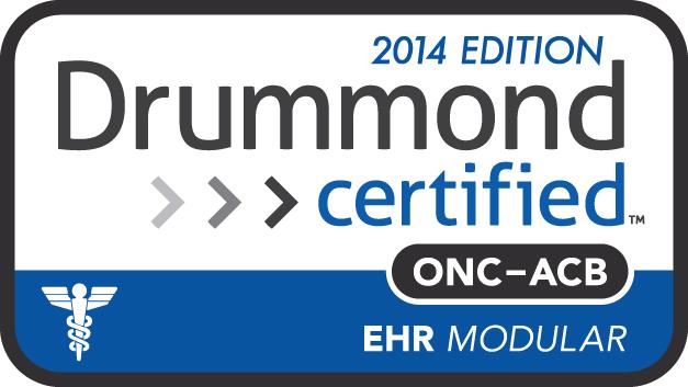Drummond certified EHR cardiology